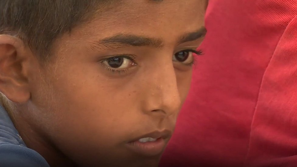 Yemen war: What life is like for children in the country