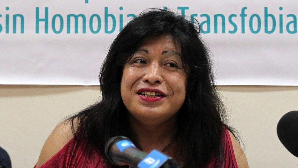 Argentina: Man sentenced to life for brutal transgender murder | BBC