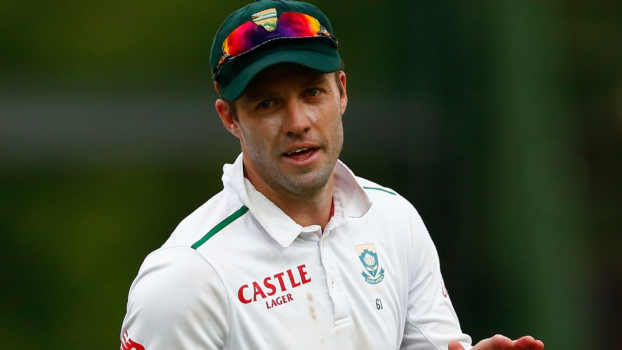 AB de Villiers: South Africa batsman out of England Test series