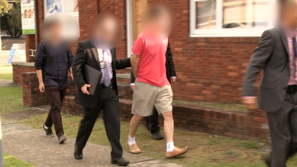 Sydney man charged with being 'economic agent' for North Korea