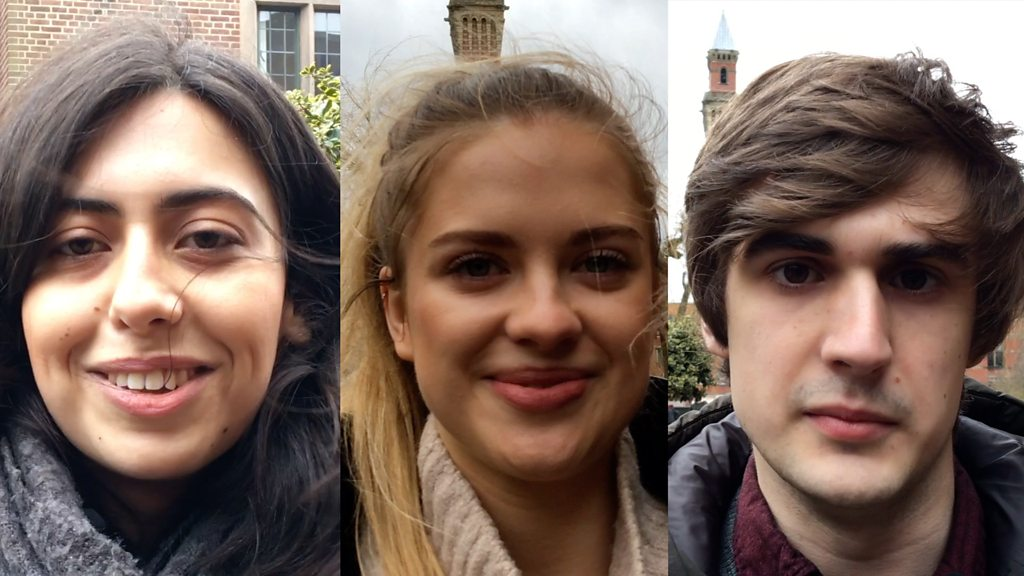 UK students 'feel sympathy for Russians'