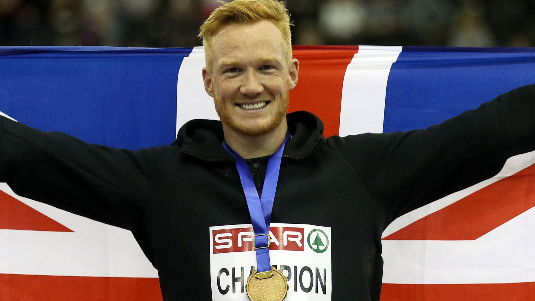 Rutherford named in 31-strong GB World Indoor squad