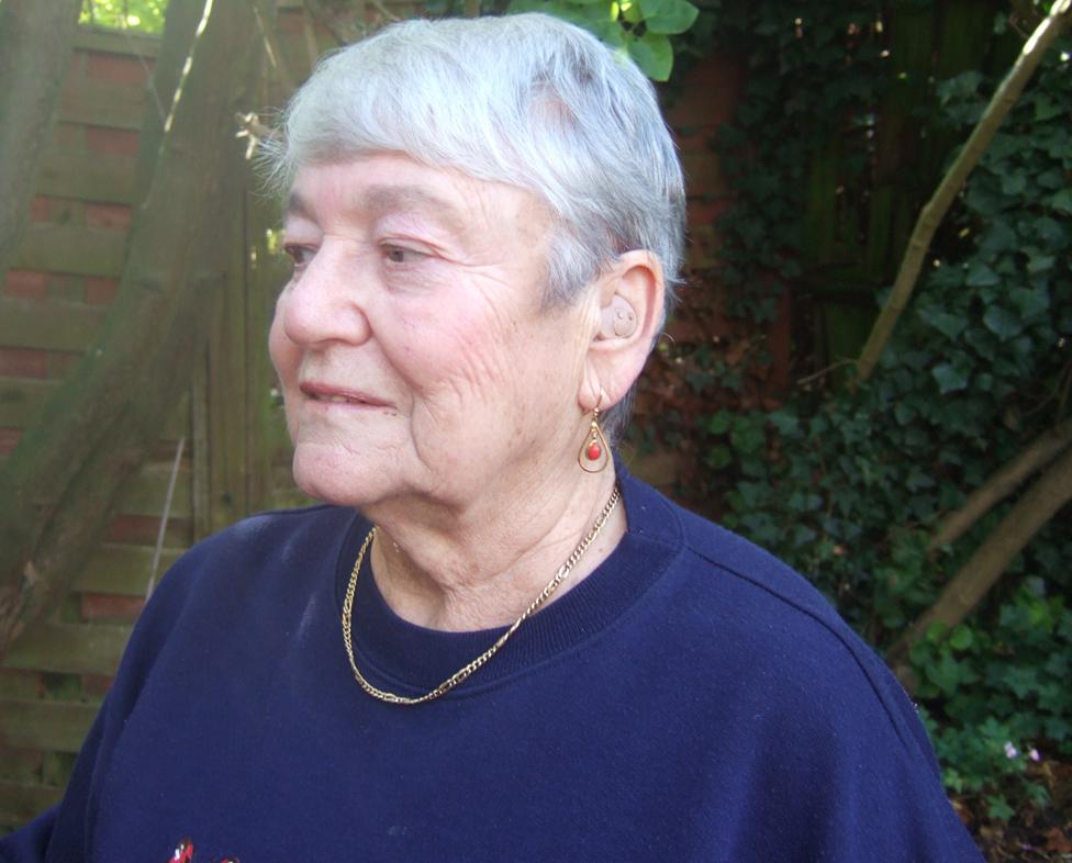 Diane Munday en 2009