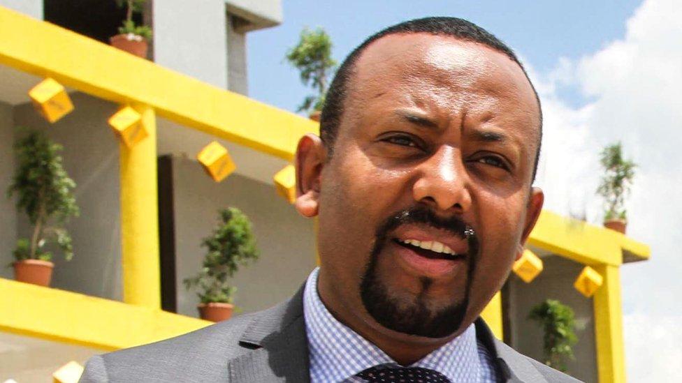 Emmanuel Igunza: Ethiopia's PM takes on the military