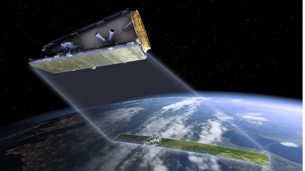 Australia joins UK space radar mission
