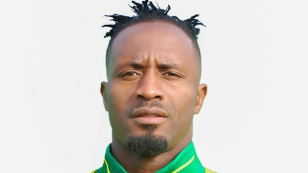 Nigerian footballer dies in car crash