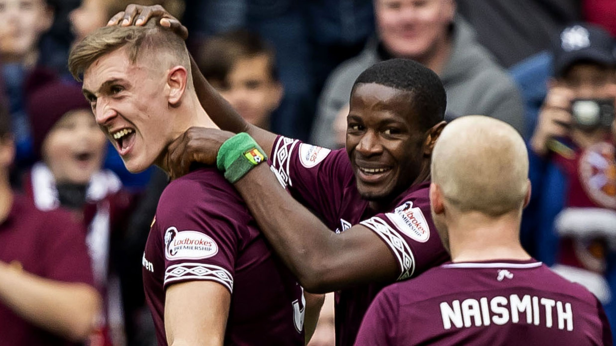 Craig Levein: Hearts 'ready and capable of getting points' at Rangers