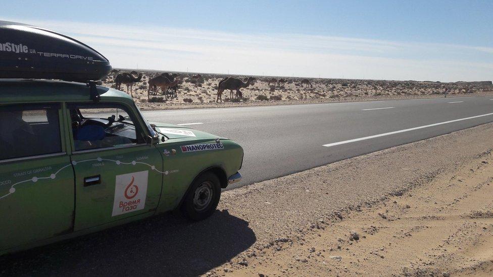 Dakar Challenge: як українці підкорили Сахару на старому