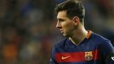 Barcelona captain Lionel Messi in action against Real Madrid