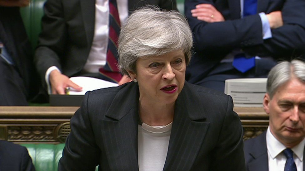 Brexit: Theresa May urges MPs to back her plan after backlash