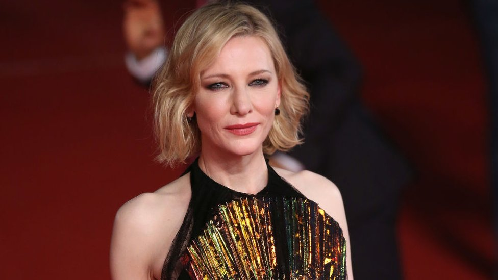 Cate Blanchett defends straight actors playing LGBT roles