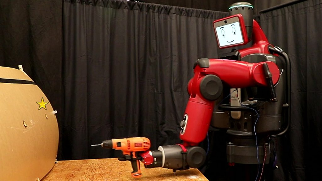 The robot controlled by your thoughts