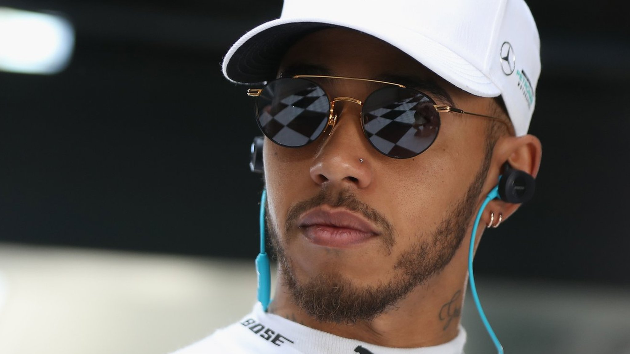 Hamilton confident he can beat race-winner Vettel to title