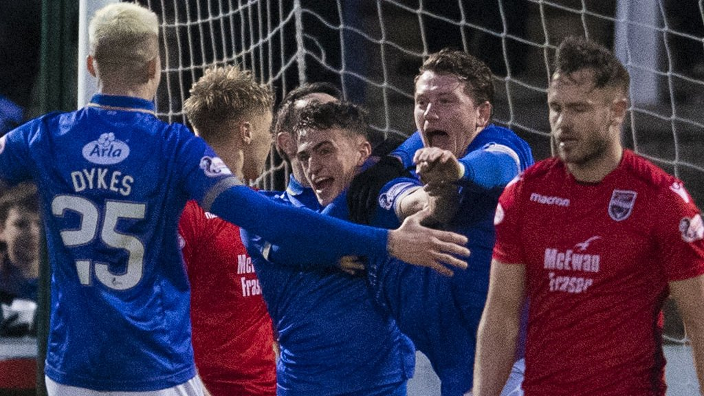 Queens trounce Championship leaders Ross County