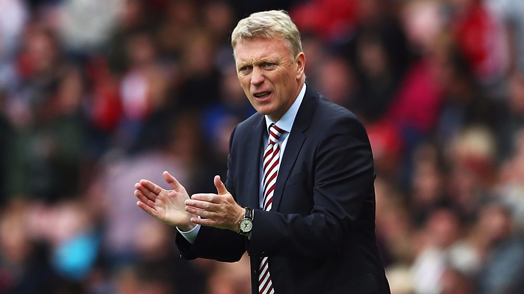 Sunderland 1-1 West Brom: We are lacking quality - David Moyes