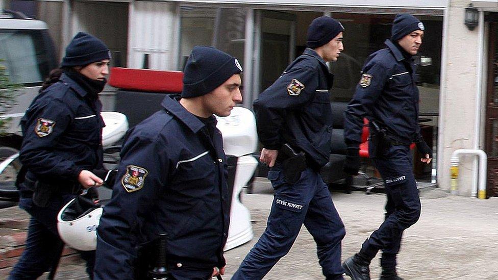 Orden de detención para 1.000 supuestos seguidores de Gülen — Turquía