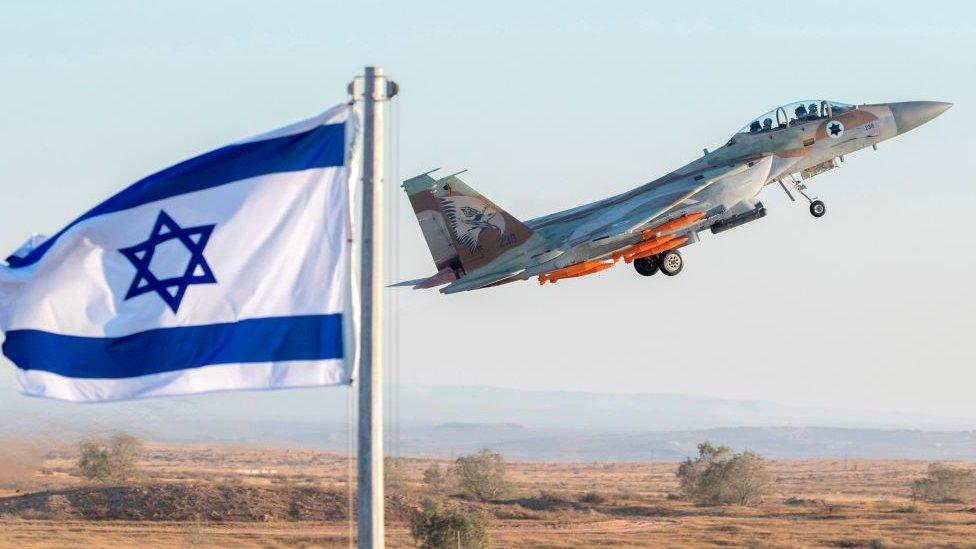 جنگندههای اسرائیلی به واحدهای ضدهوایی سوریه در شرق دمشق حمله کردند