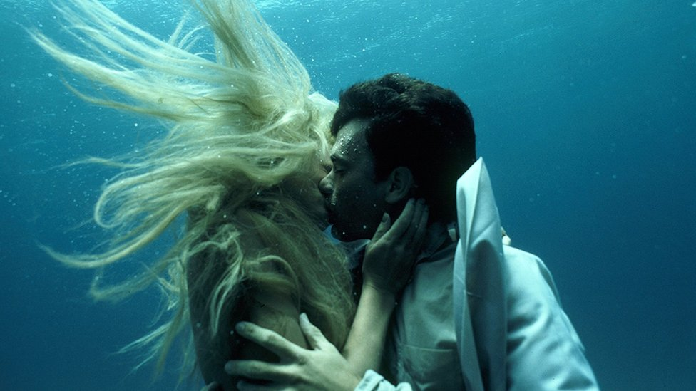 """Fotograma de la película """"Splash"""" (1984) (Foto: IMDB)"""