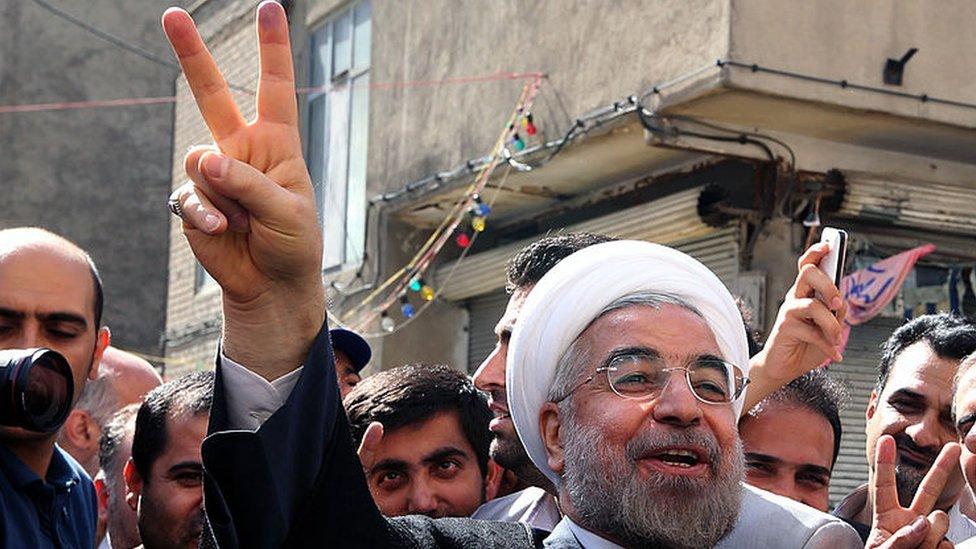 د حسن روحاني ژوندلیک