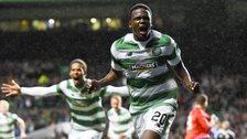 Celtic defender Dedryck Boyata