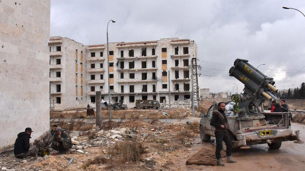الجيش السوري يسيطر على حي السكن الشبابي شرق حلب