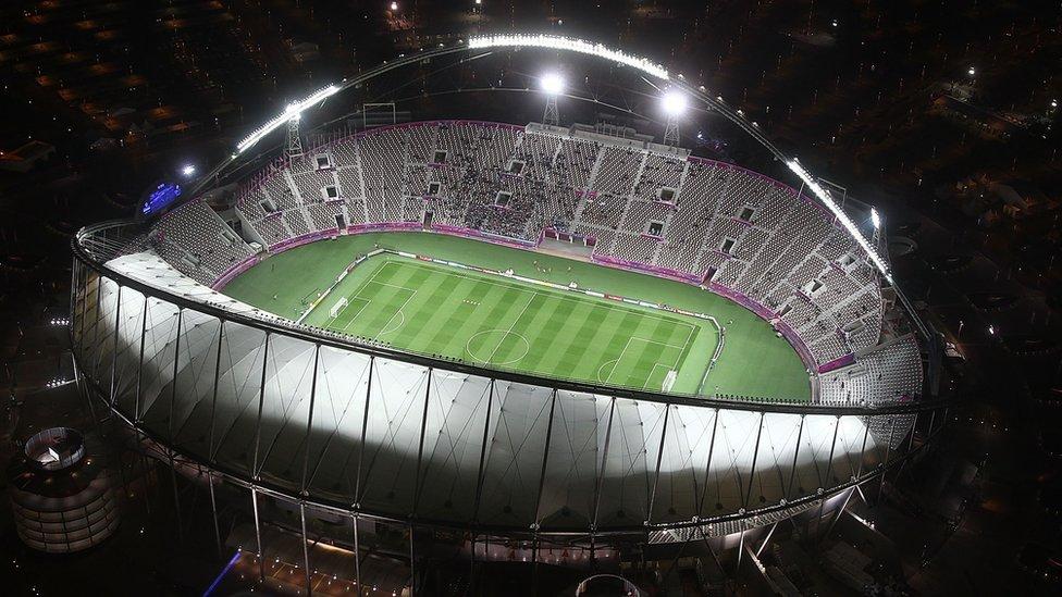 British man dies working on Qatar 2022 World Cup stadium