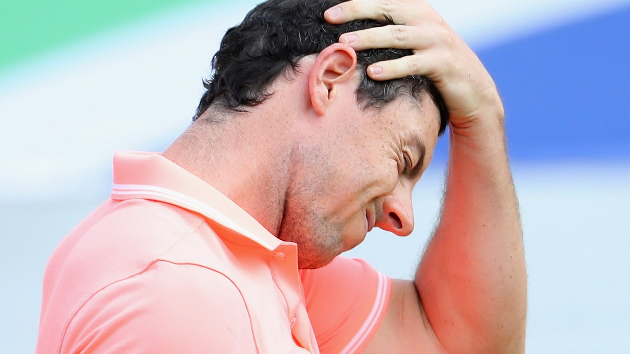 Rory McIlroy: Injured rib forces withdrawal from Abu Dhabi Championship