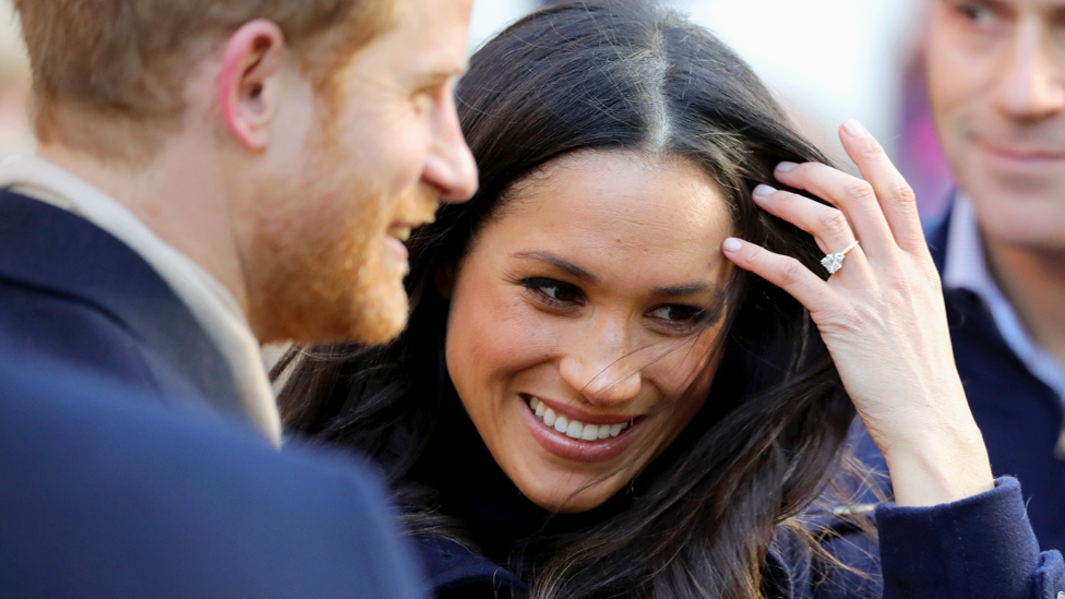 7 days quiz: What's special about Meghan Markle's engagement ring?