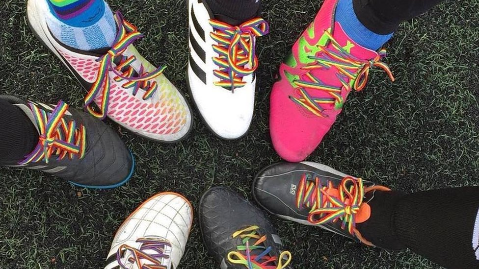 LGBT+ football fans: homophobia needs to be tackled