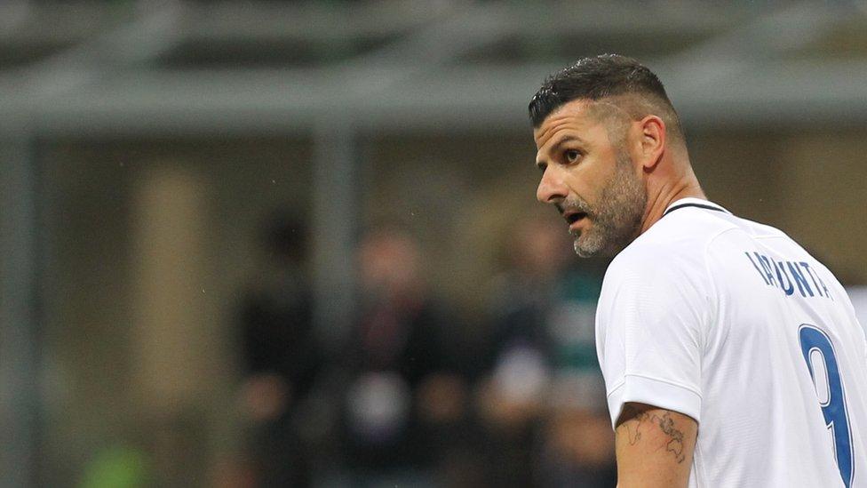 Vincenzo Iaquinta: Ex-Juventus star jailed in mafia case