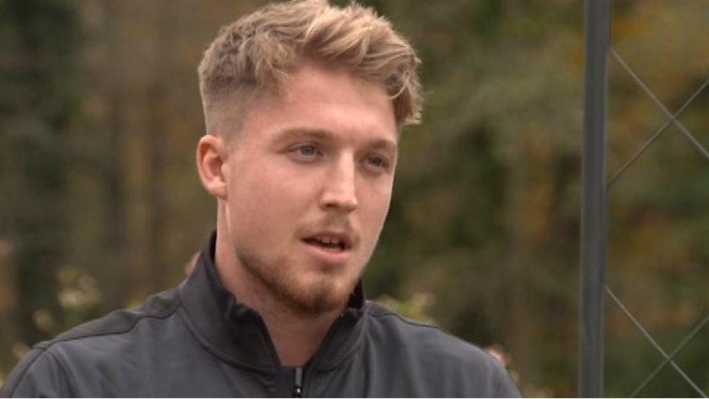 Tyler Morgan: From diabetes diagnosis to Wales return