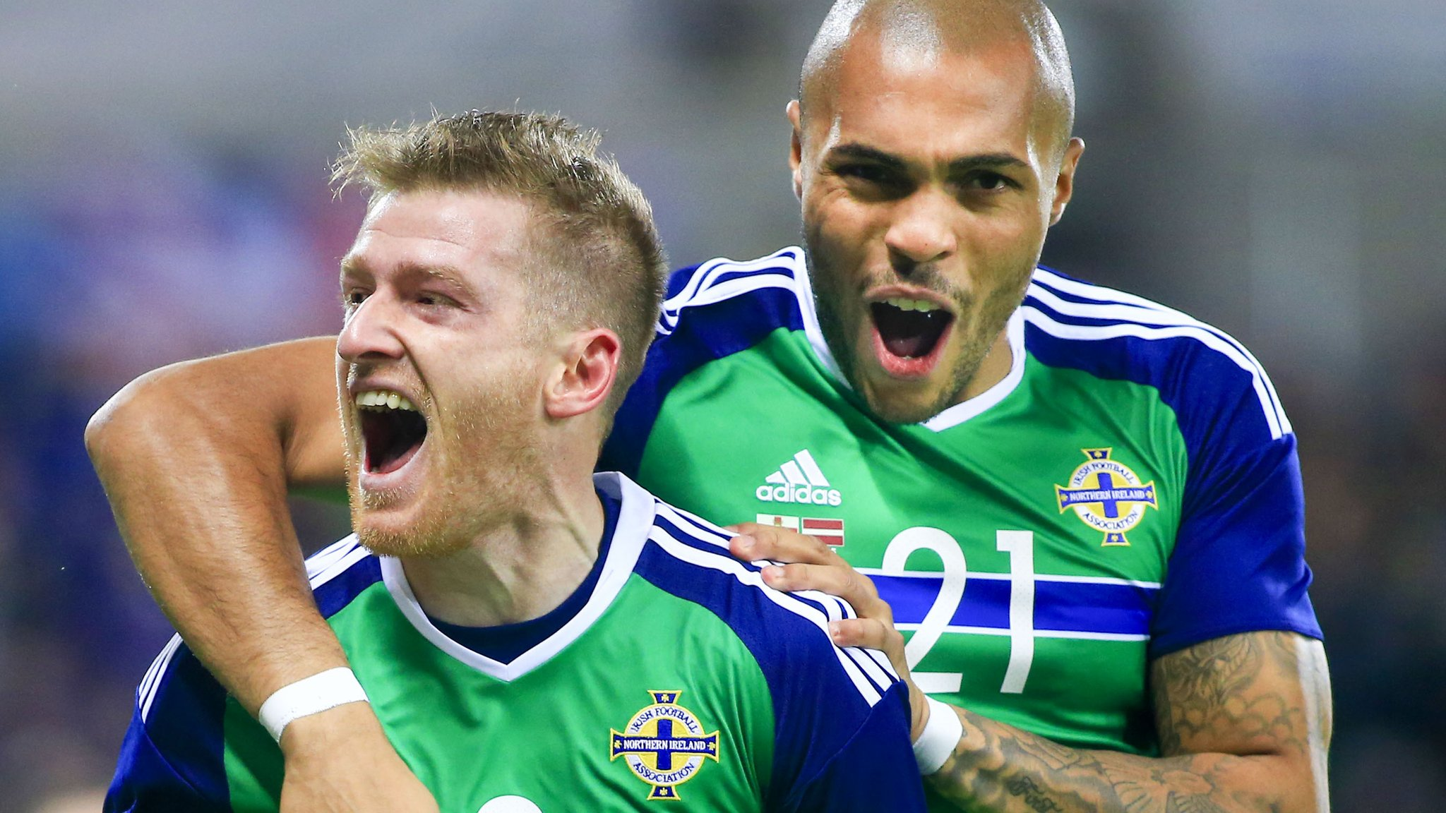 Northern Ireland to play New Zealand in June friendly
