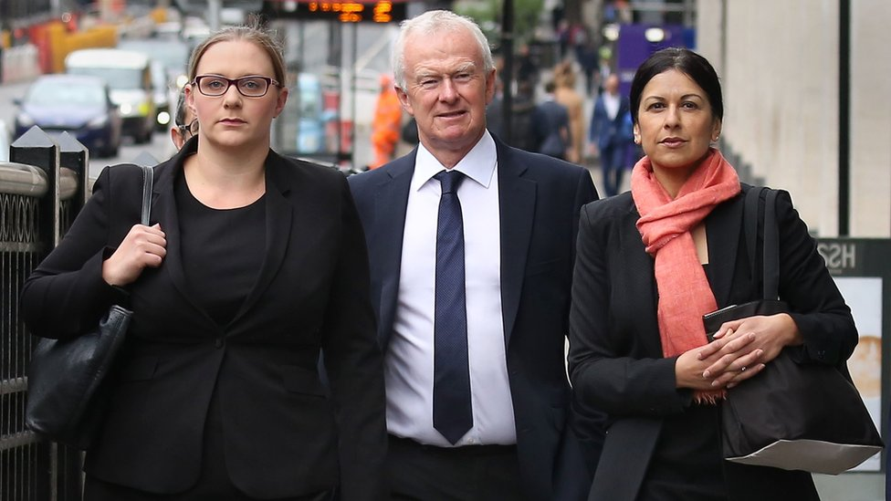 Leigh Day lawyers accused of misconduct over Iraq claims
