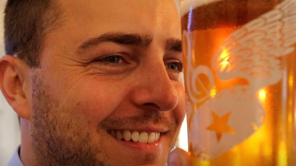 Youngest master brewer Ross O'Hara gives his top tips