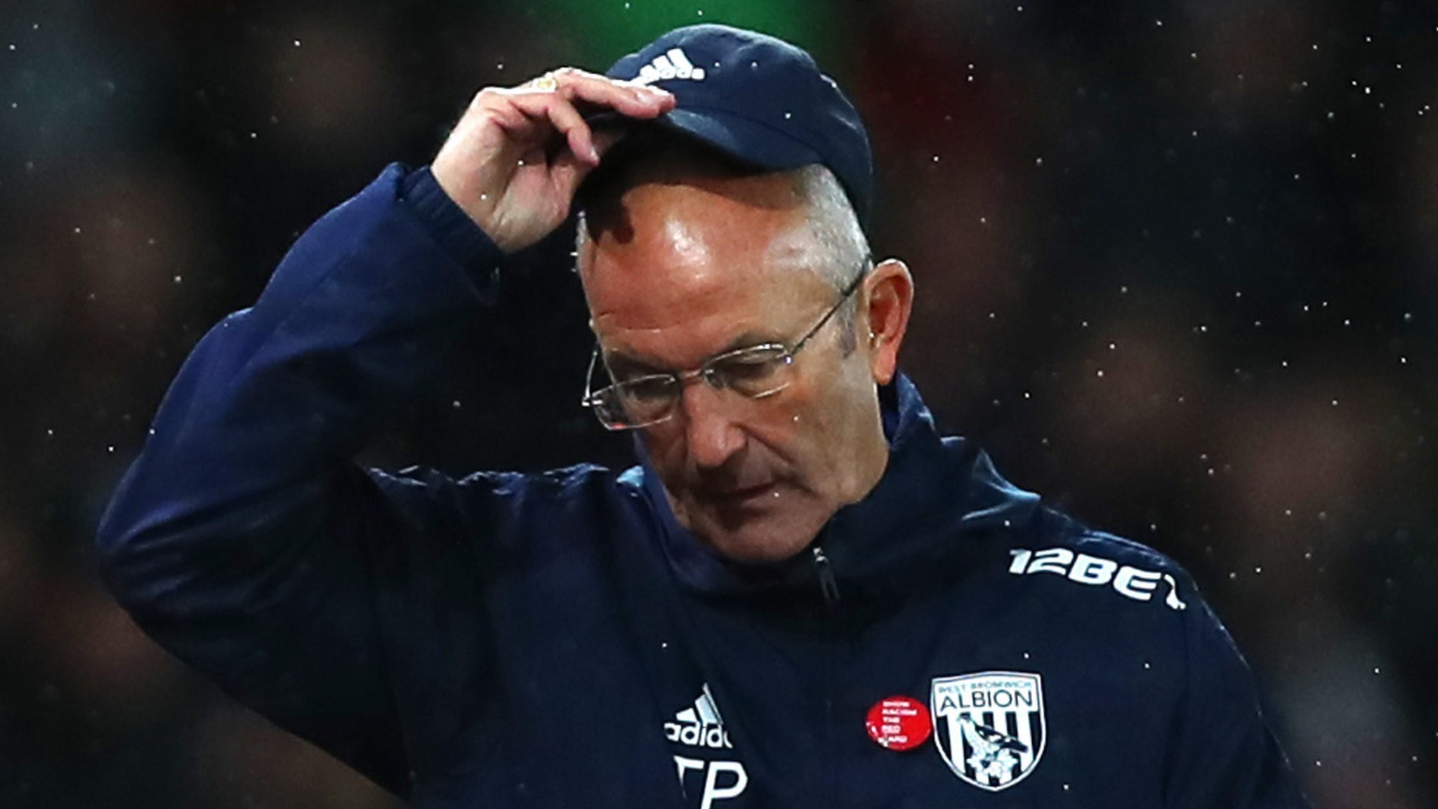 Tony Pulis: West Brom boss 'not bothered by pressure' amid speculation about his job