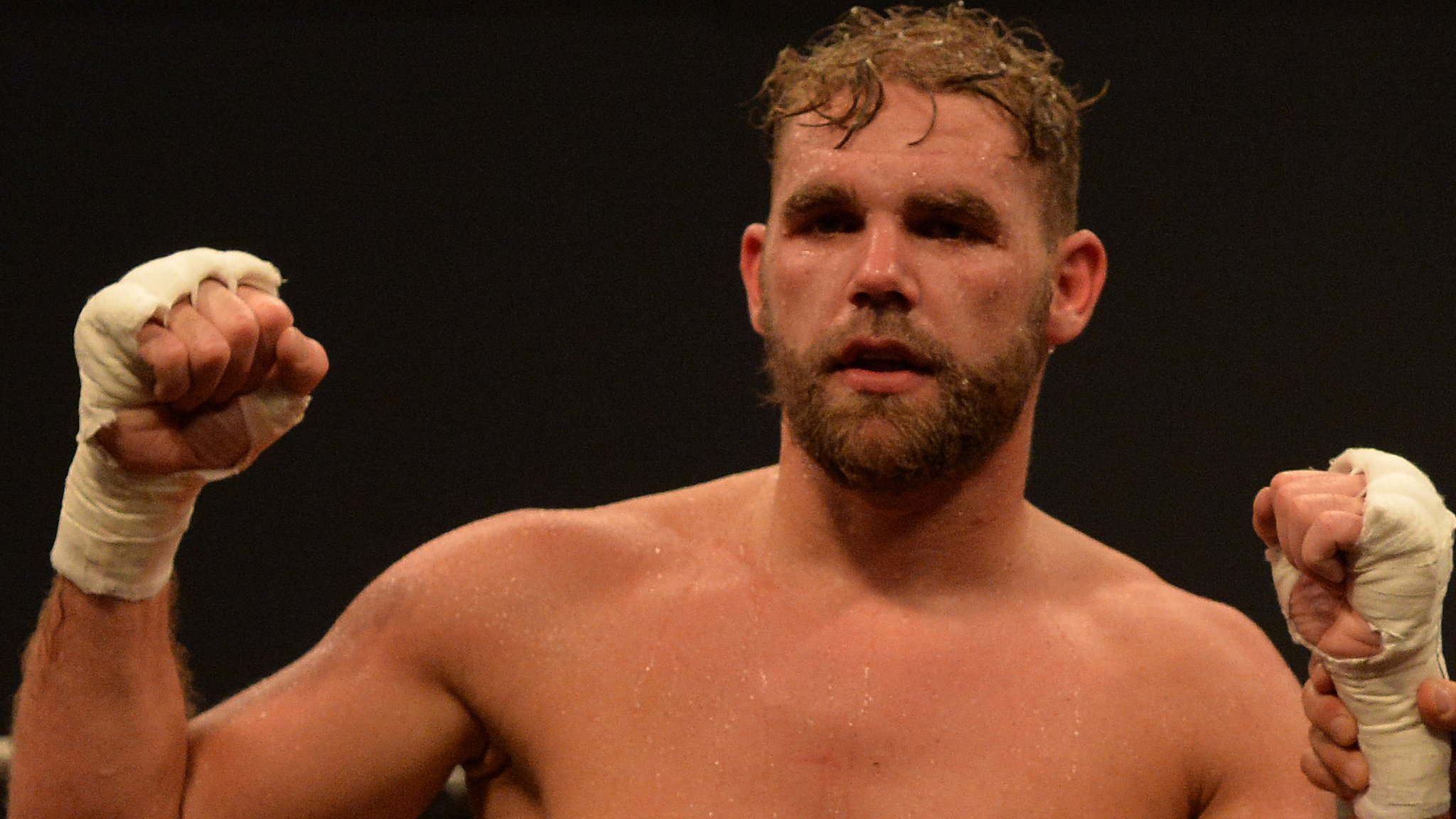 Billy Joe Saunders: World champion boxer charged with misconduct over 'sickening' social media video