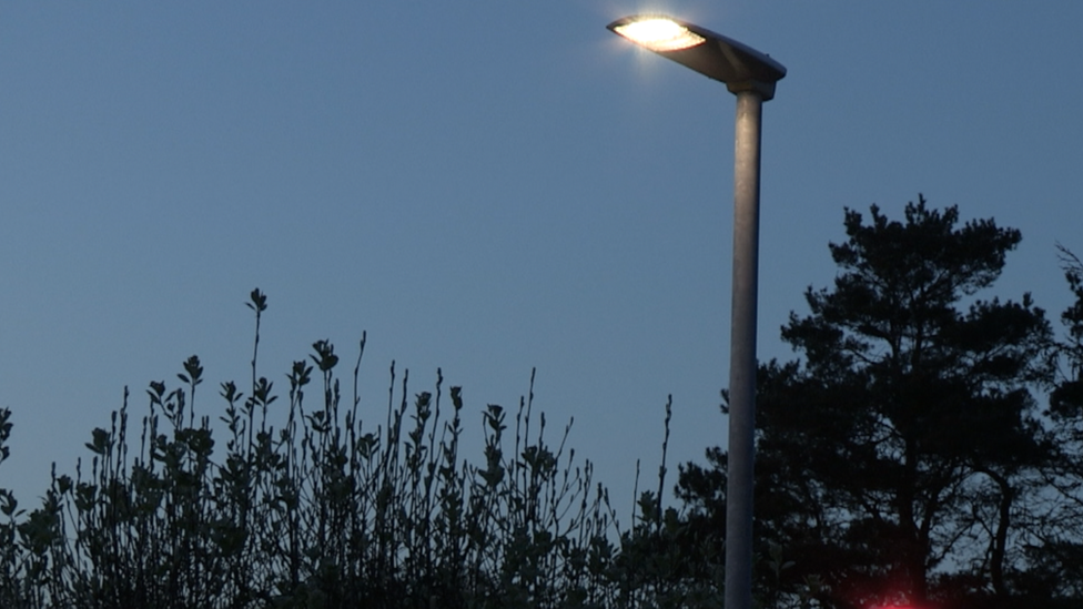 LED street lights to be installed across Northern Ireland