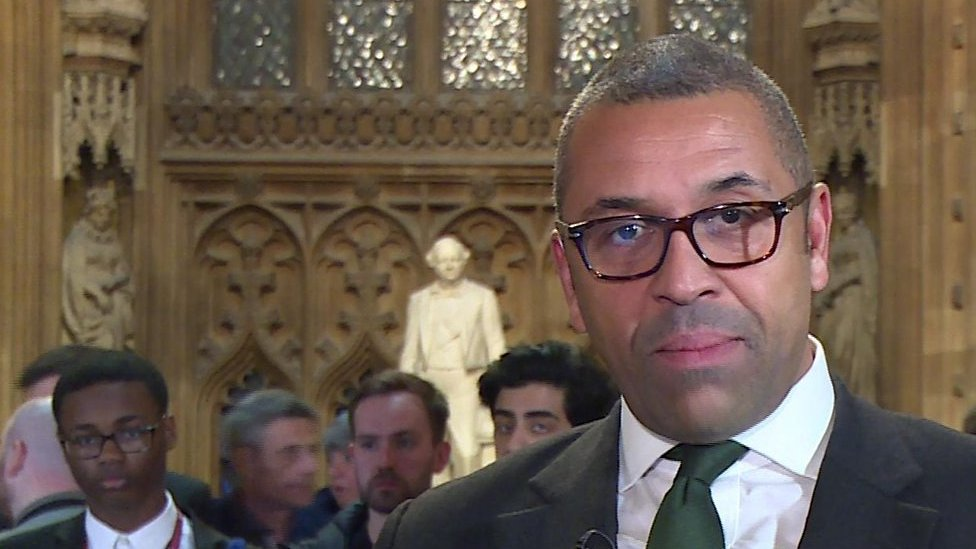 Brexit: James Cleverly on Theresa May losing vote