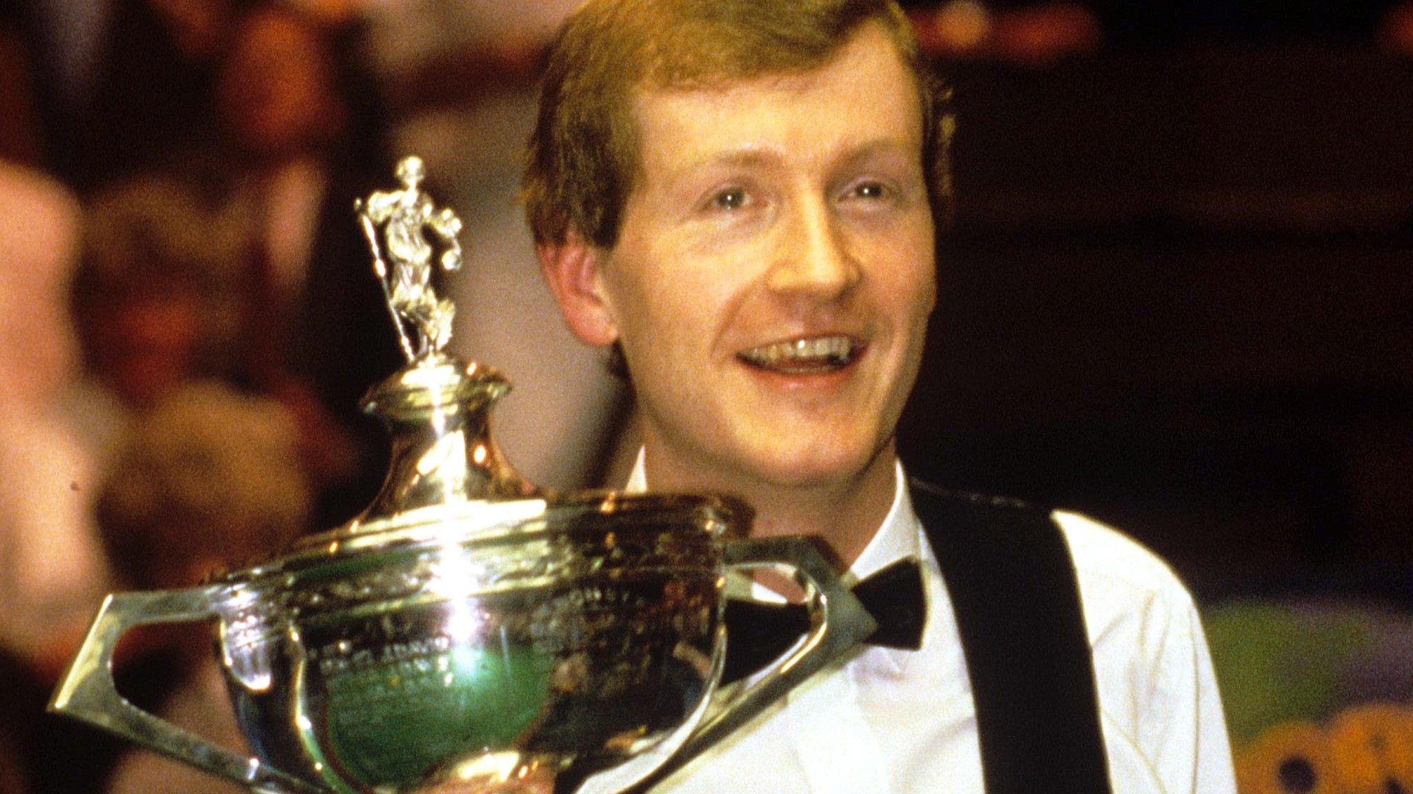 English Open trophy named after Steve Davis