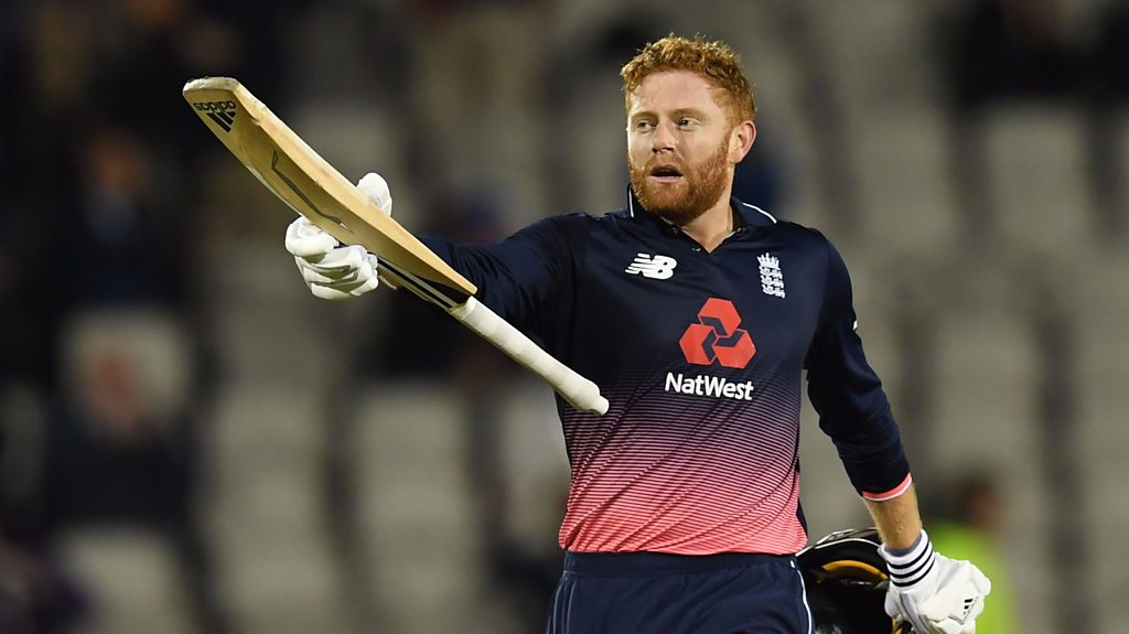 England v West Indies: Jonny Bairstow century helps England to victory