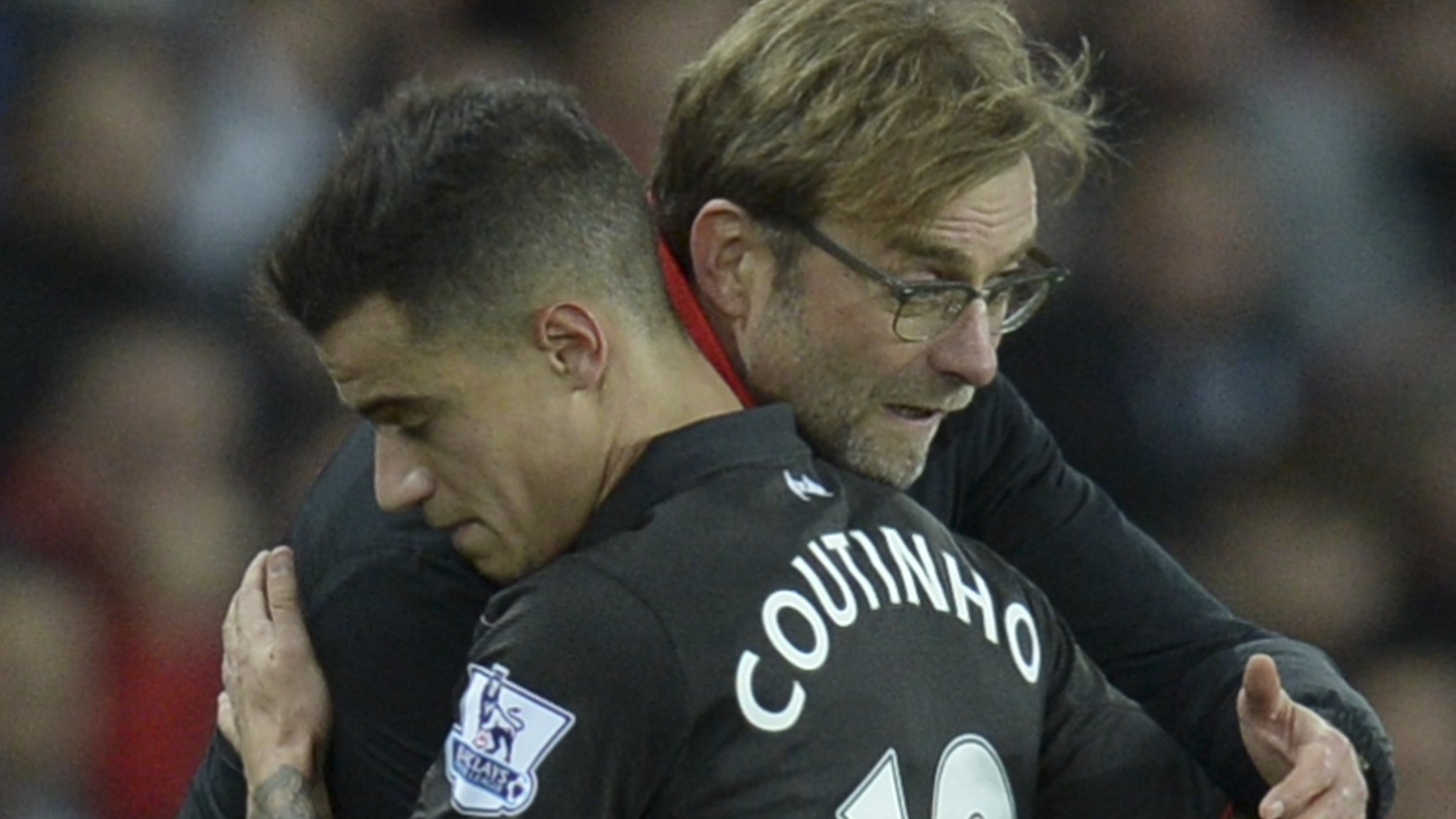 Philippe Coutinho: Liverpool do not want to sell midfielder, says Jurgen Klopp