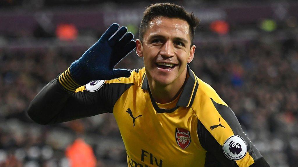 West Ham 1-5 Arsenal: Alexis Sanchez a classy player - Arsene Wenger