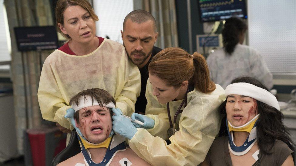 """Grey\'s Anatomy"""" vs. la realidad: ¿es fiel la serie televisiva al ..."""