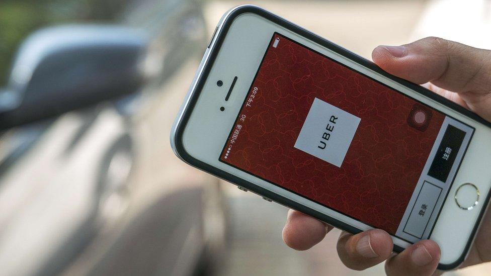 Uber es la mayor empresa de transporte compartido del mundo .