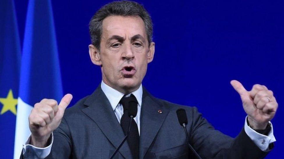 ساركوزي