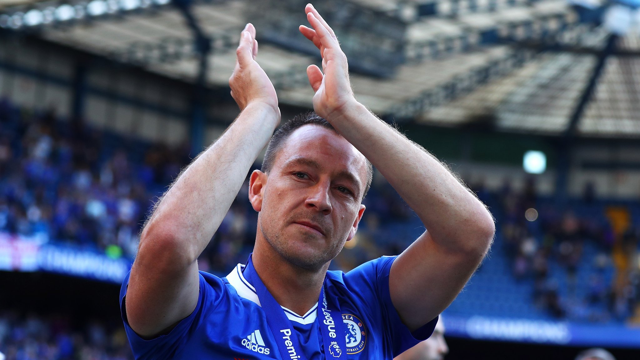 Thousands won on Terry's 26th-minute substitution