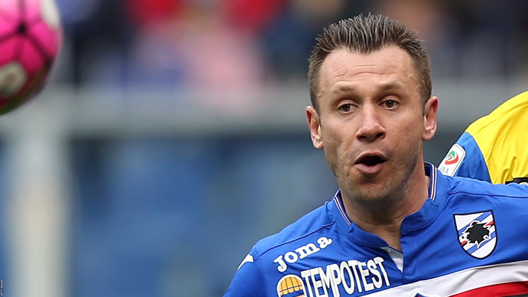 'I don't even remember the name of the team' - Cassano knocks back 'stupid' China move
