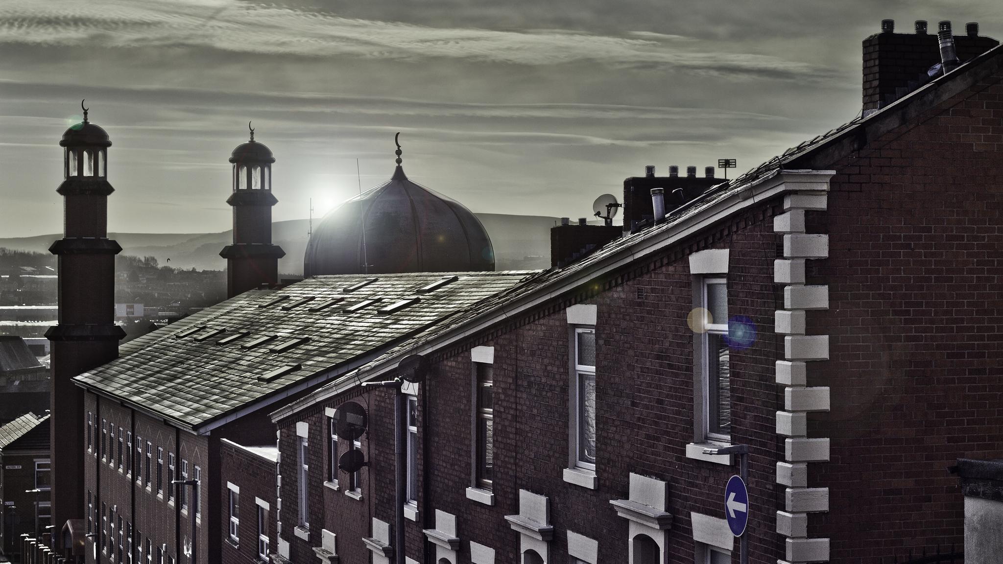 Blackburn: A town still divided?