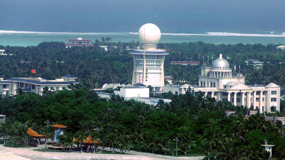 China opens first cinema on disputed South China Sea island