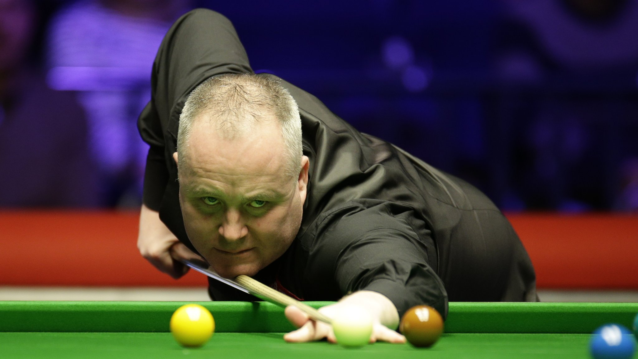 Welsh Open: Joe O'Connor stuns holder John Higgins
